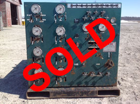 Used 8-Jack Unified Jacking Machine For Sale